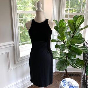 Mango ❤️ Lace and Velvet Body Con Dress ❤️ Size S